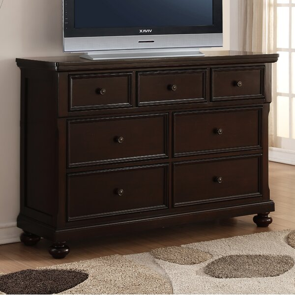 Jaimes 7 Drawer Dresser by Breakwater Bay