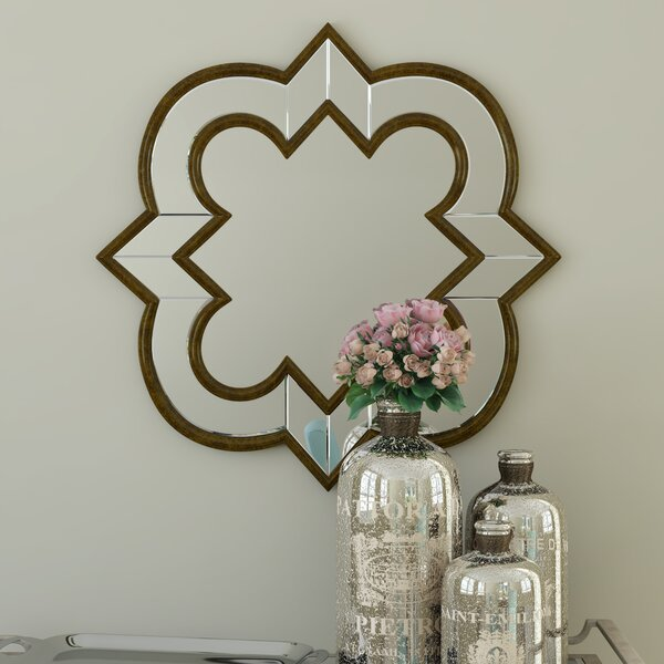 Cannock Wall Mirror by House of Hampton