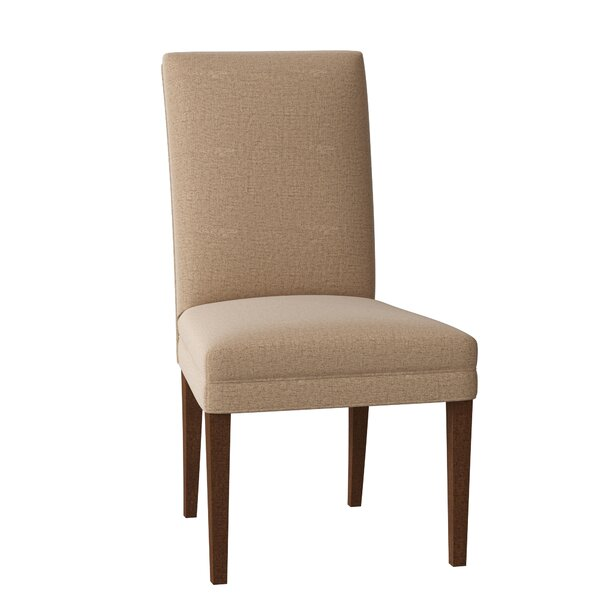 Poppy Upholstered Dining Chair by One Allium Way