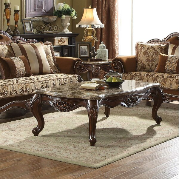 Haxby Coffee Table By Astoria Grand