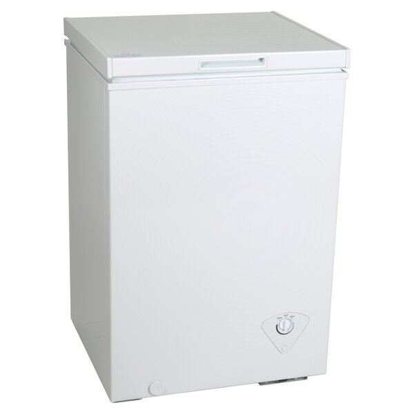 3.5 cu. ft. Chest Freezer by Koolatron