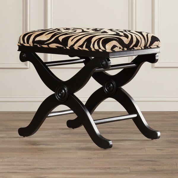 Hewish Reid Accent Stool by House of Hampton