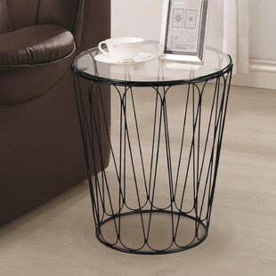 Best Stockard End Table By Wrought Studio