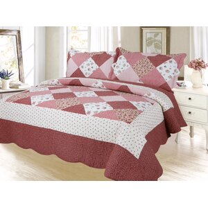 Hofmann Reversible Quilt Set