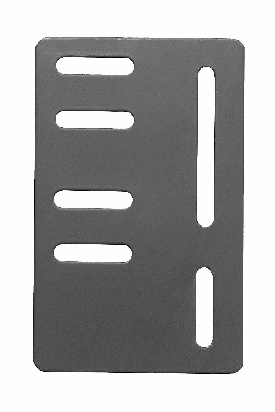 Durable Vertical Modification Plates for Headboard Useful,Set of 2