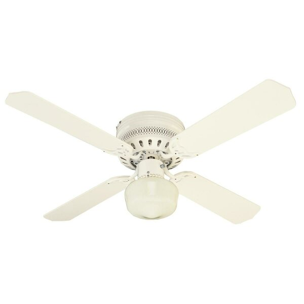 42 Walker 4 Blade Ceiling Fan by Latitude Run