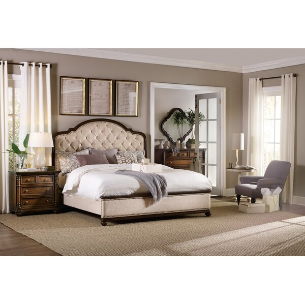 Leesburg Panel Configurable Bedroom Set by Hooker Furniture