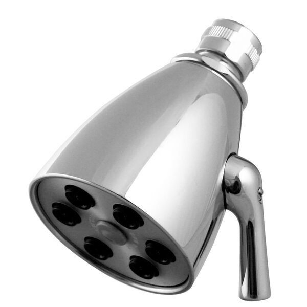 Speakman Style 6-Jet Adjustable 2.5 GPM Shower Head By Westbrass