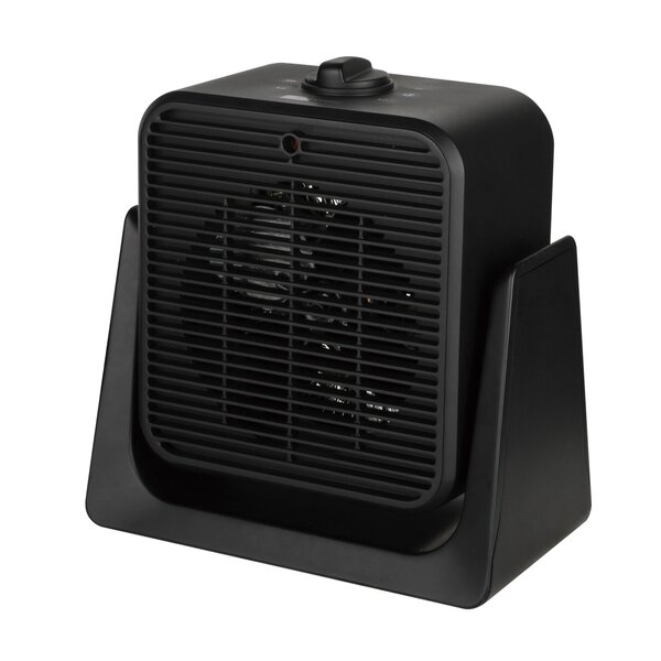 1500 Watt Electric Fan Compact Heater By KONWIN