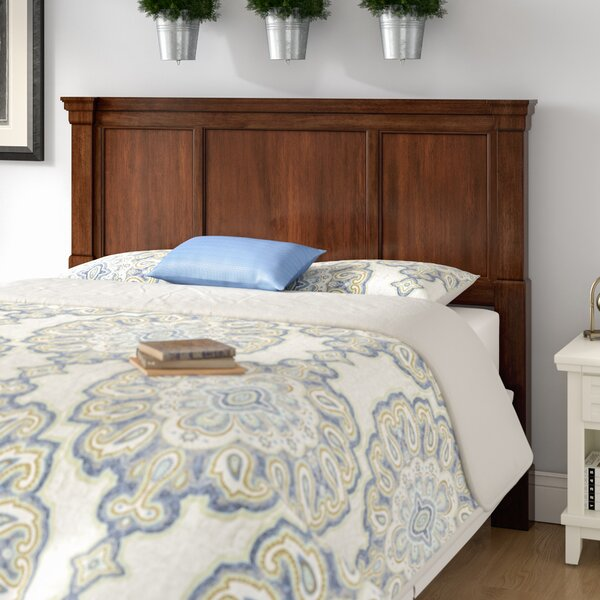 Cargile Panel Headboard by Darby Home Co
