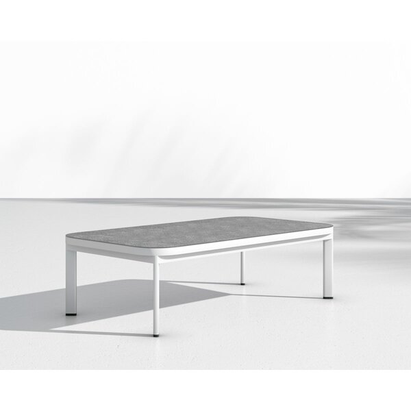 Booth Patio Coffee Table by Brayden Studio