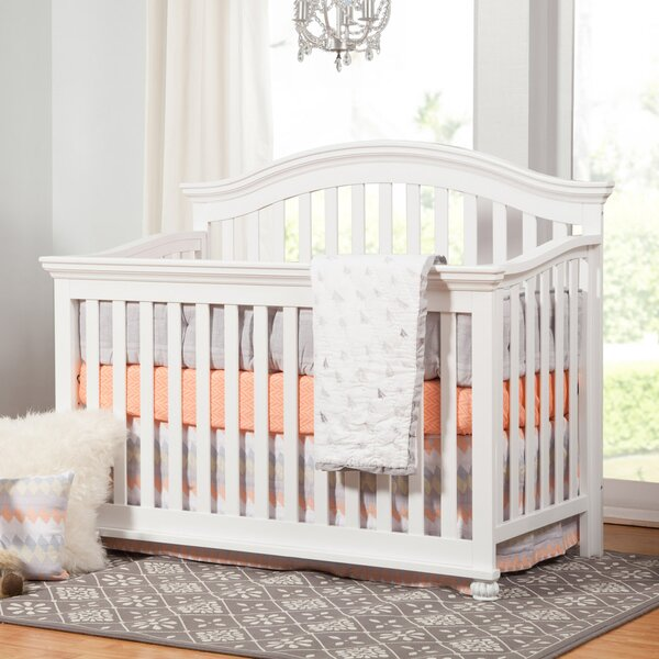 Sherwood 4-in-1 Convertible Crib by DaVinci