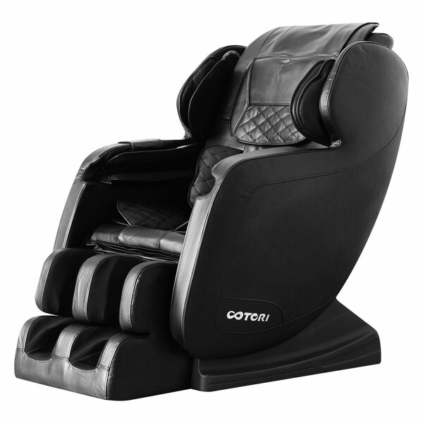 Electric Heated Full Body Massage Chair By H.J Wedoo