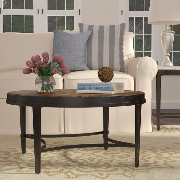 Montrose Coffee Table by Three Posts