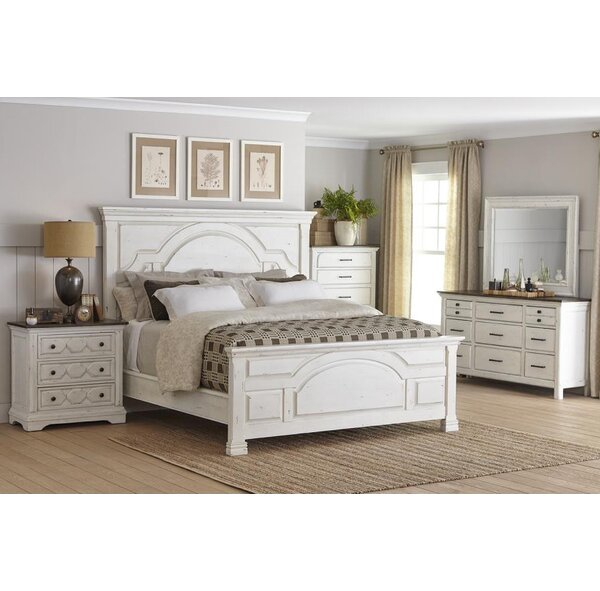 Bond Panel Configurable Bedroom Set by Alcott Hill