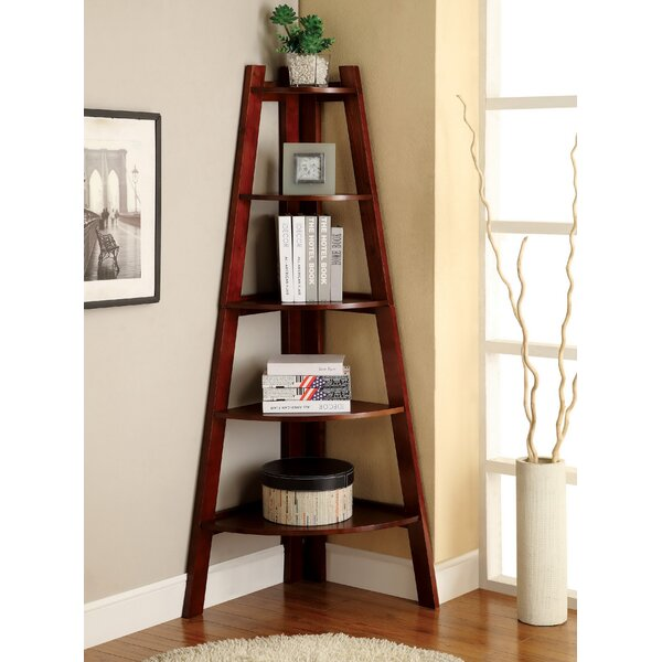 Pierview Corner Unit Bookcase by Beachcrest Home