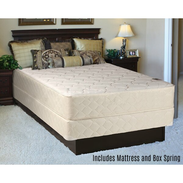 10 Medium Innerspring Mattress by Alwyn Home