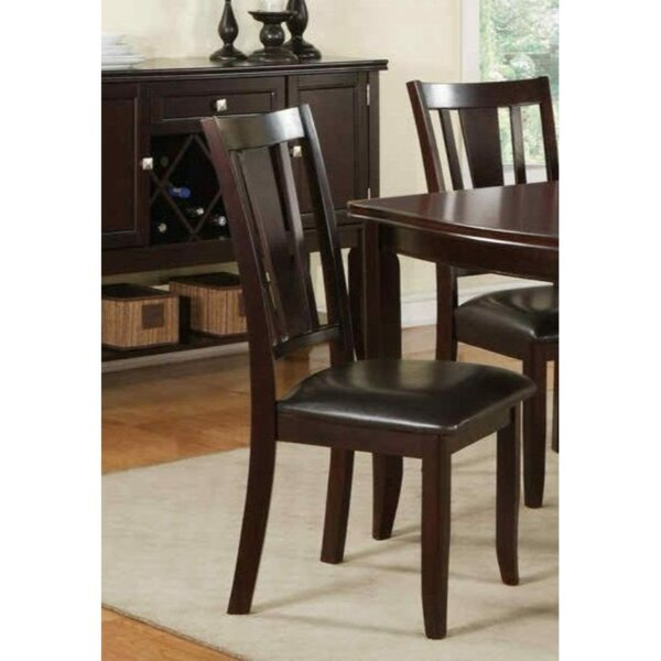 Rubenstein Contemporary Dining Chair (Set of 2) by Charlton Home