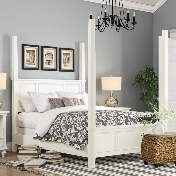 Barnard Four Poster Bed by Birch Lane™ Heritage