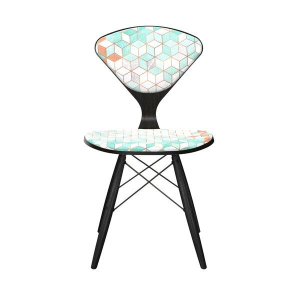 Roisin Upholstered Dining Chair by Brayden Studio