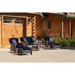 Marvelous Navy Blue Sofa Set | Wayfair