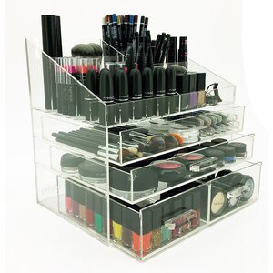 OnDisplay 4 Tier LA Cosmetic Organizer