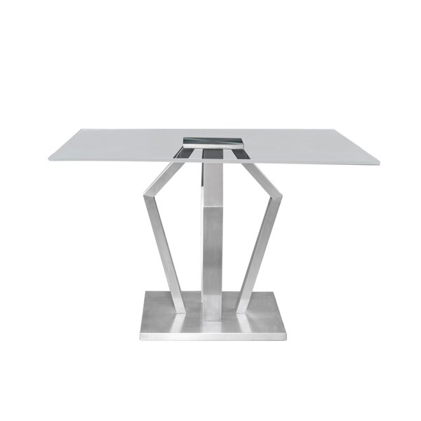 Duval Dining Table by RMG Fine Imports RMG Fine Imports