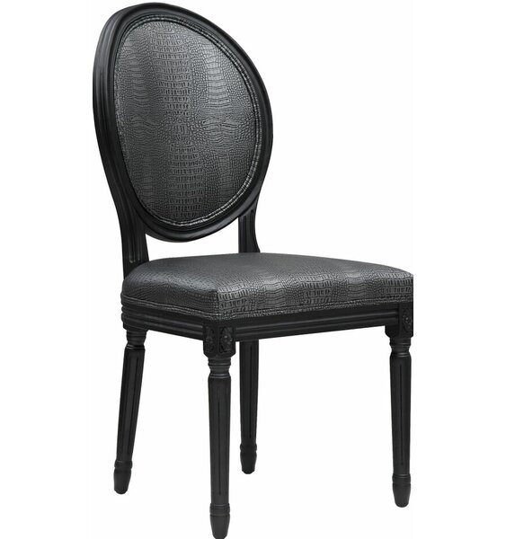 Ilda Croc Side Chair (Set of 2) by Willa Arlo Interiors