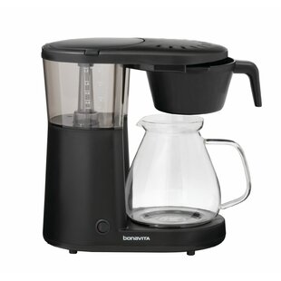 Affordable 8-Cup Metropolitan One-Touch Drip Coffee Maker ByBonavita Coffee