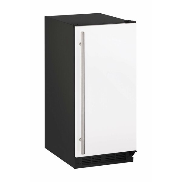 1000 Series Reversible 15 60 lb. Daily Production Built-In Ice Maker by U-Line