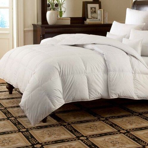 LOGANA Batiste Medium 920 Down Pillow by Downright