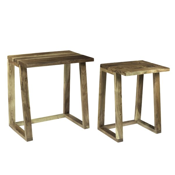 Anderle 2 Piece Table Set by Foundry Select