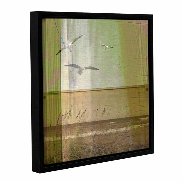 Sympatico 2 Photographic Print on Wrapped Canvas by Bay Isle Home