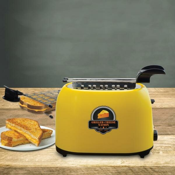 2 Slice Grilled Cheese Toaster by Smart Planet