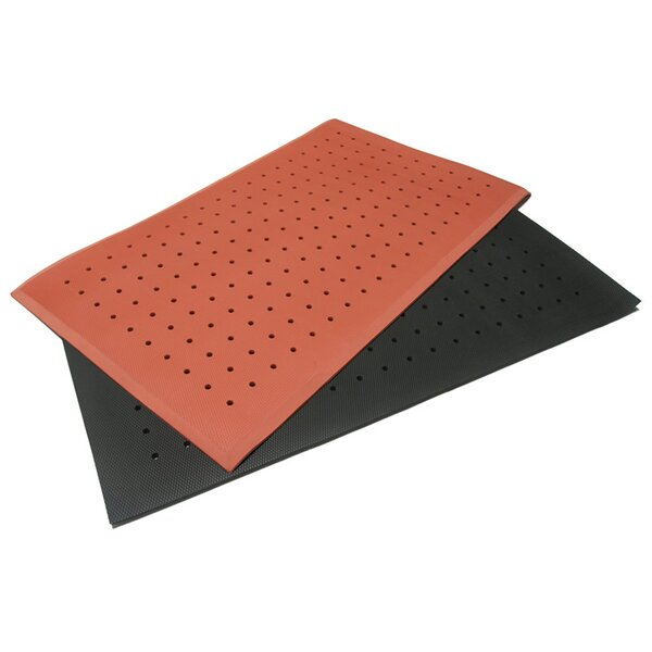 Soft Cloud Drainage Anti-Fatigue Matting Mat by Rubber-Cal, Inc.