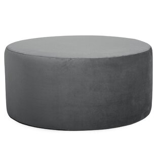 Find a Josie Ottoman Slipcover By Latitude Run