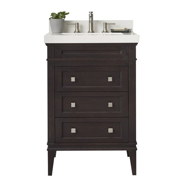 Laurel 25 Single Bathroom Vanity Set by Ronbow