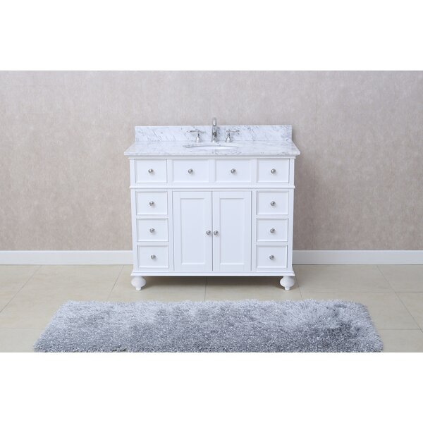 Berton 42 Single Bathroom Vanity Set by Charlton Home