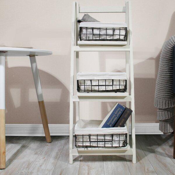 Finck Foldable Ladder Bookcase By Gracie Oaks