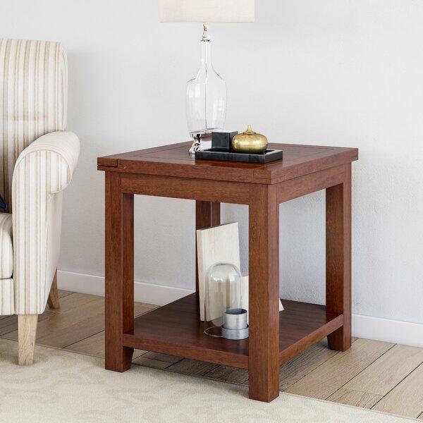 Huseman End Table By Three Posts
