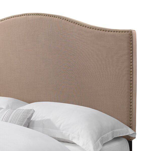 Doty All-In-One Upholstered Standard Bed by Charlton Home