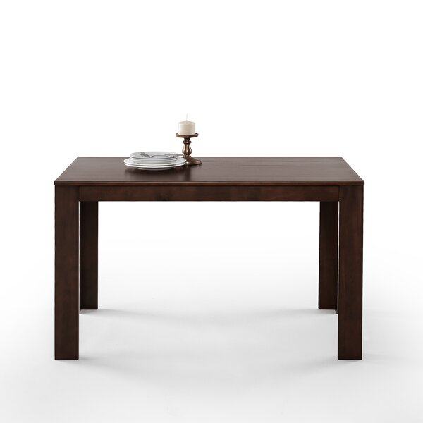 Grigor Mission Style Wood Dining Table by Darby Home Co