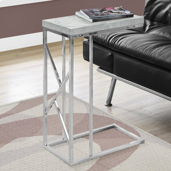 Sampson Metal C Table by Ebern Designs