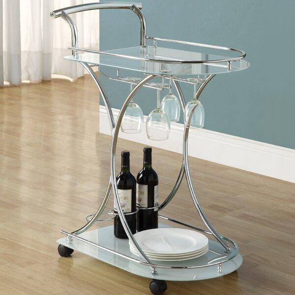 Bar Cart by Monarch Specialties Inc.
