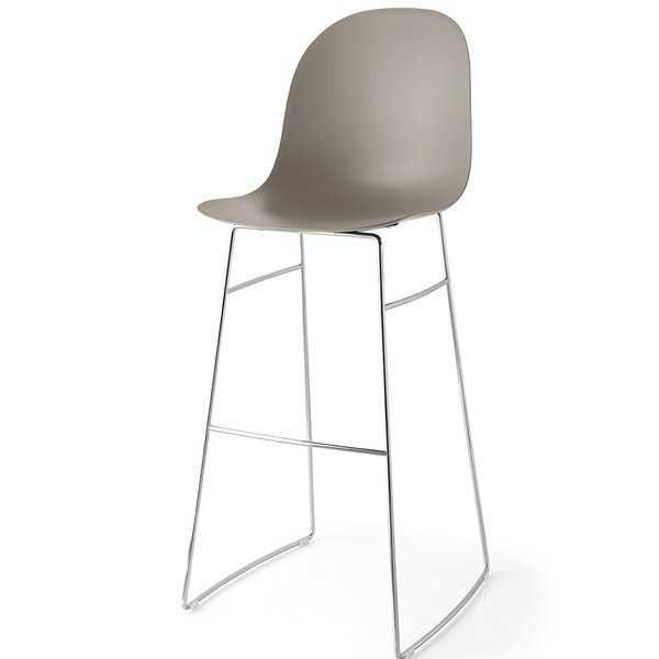 Hampson 19'' Bar Stool by Ivy Bronx