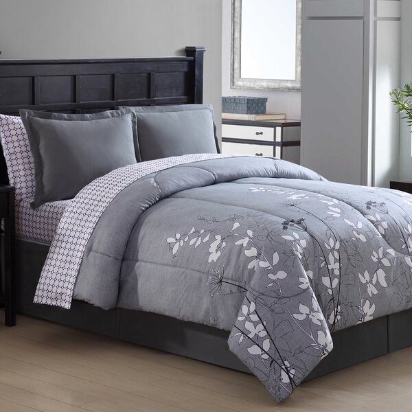 Wallace Comforter Set by Andover Mills