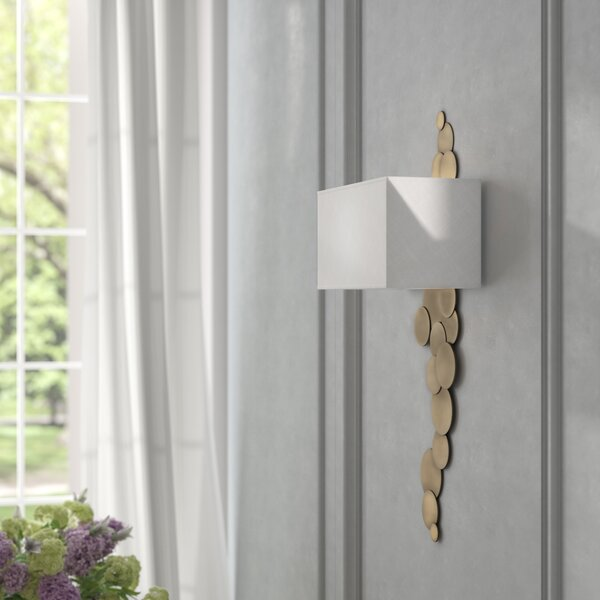 Roxann 2-Light Wall Sconce by Willa Arlo Interiors