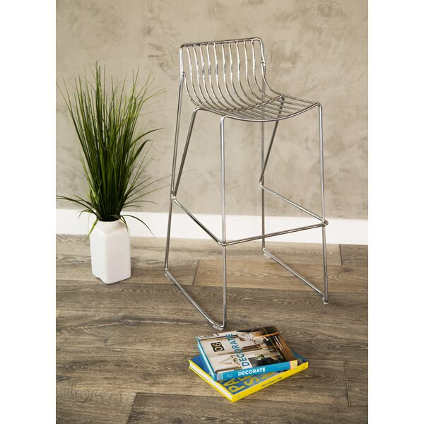 Pantela 29 Bar Stool by Orren Ellis