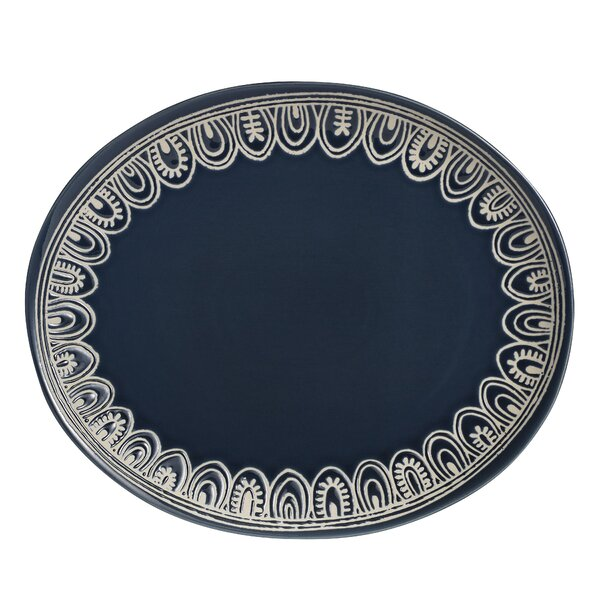Jayda Oval Platter by Mistana