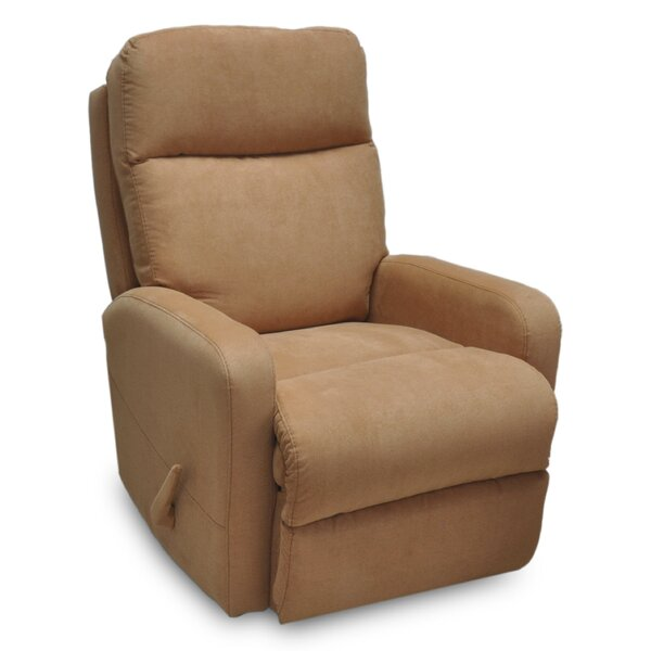 Mahomet Manual Rocker Recliner by Red Barrel Studio